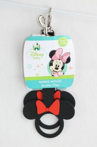 Disney Minnie Mouse mickey mouse  Outdoor Stroller Clips