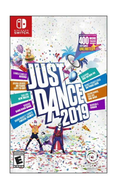 Just Dance Nintendo Switch Standard Edition 2019