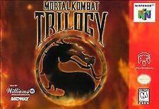Mortal Kombat Trilogy (Nintendo 64, 1996)