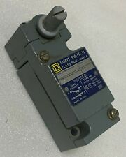 Electrical Limit Switch Square D Schneider 9007c54b2 Side Rotary Actuator Tested