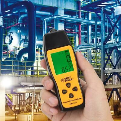 SMART SENSOR 0-1000 ppm CO-Gastester Kohlenmonoxid-Messgerät