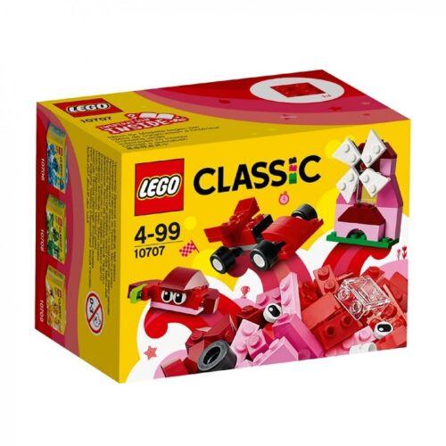 LEGO Bau- & Konstruktionsspielzeug LEGO Classic Kreativ-Box Rot lego steine rot 10707 NEU Baukästen & Konstruktion