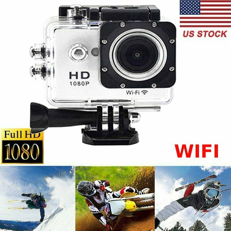 SJ6000 Portable Waterproof Sports Camera WIFI  DV Car Action Video Record Cam HQ action cam camera car portable record sj6000 sports video waterproof