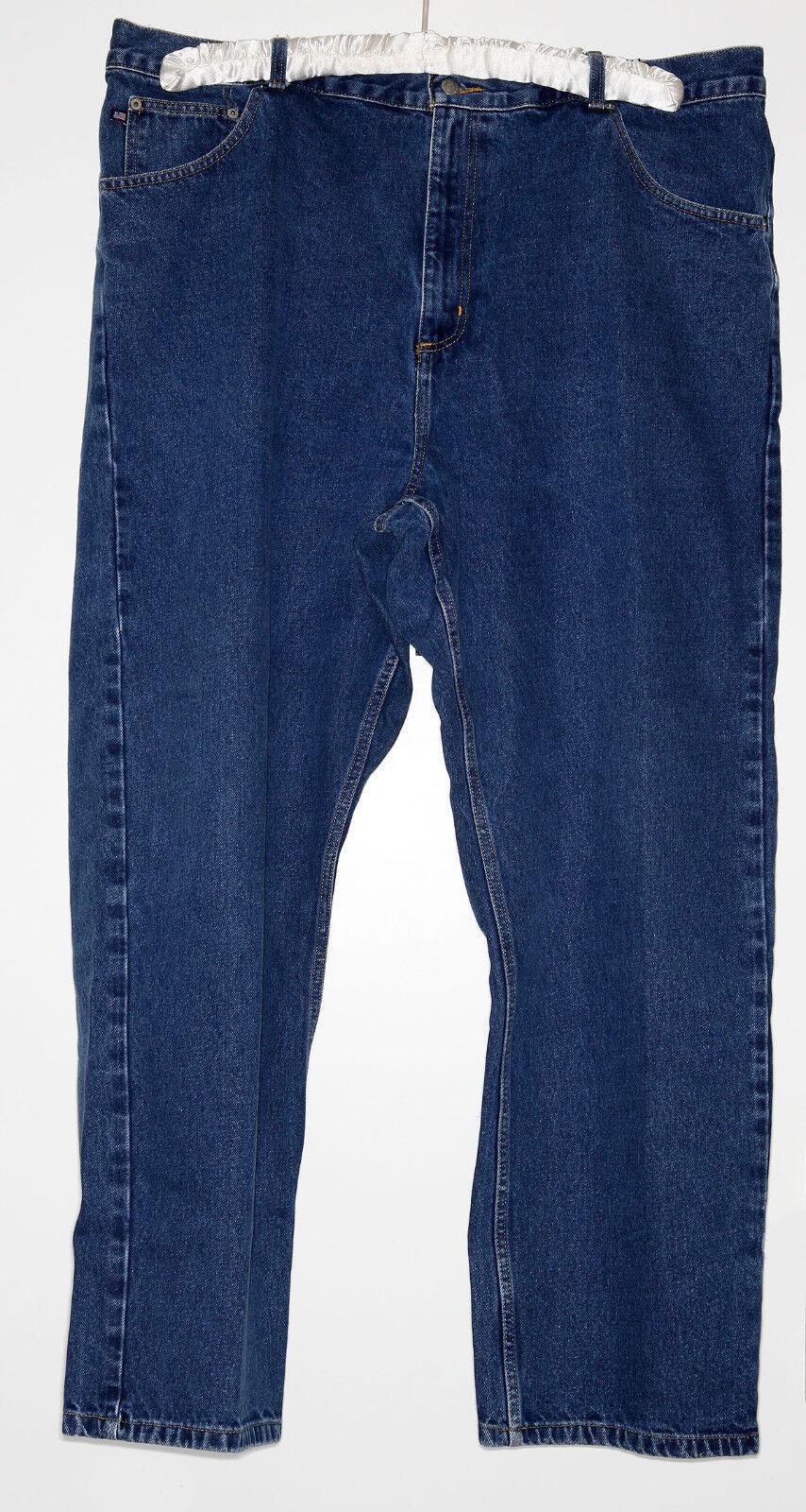 Vintage RL Ralph Lauren Polo Jeans Company W44 L32 Übergröße Sammlerstück wieneu