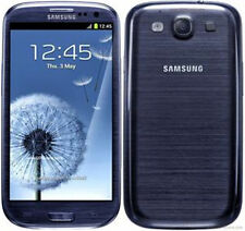 "Blue Original Samsung Galaxy S3 III GT-I9300 16GB Unlocked Smartphone 8MP 4.8"""