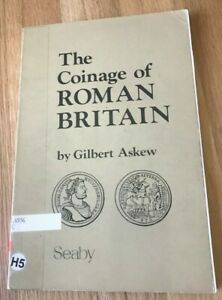 The-Coinage-of-Roman-Britain-by-Gilbert-Askew-Printed-1980