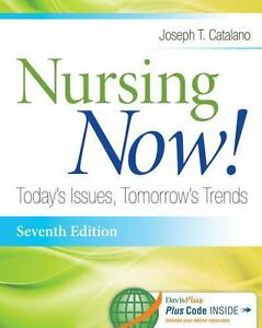 Nursing now todays issues tomorrows trends by joseph catalano stock photo fandeluxe Images