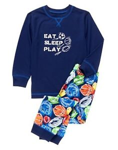 NWT Gymboree Boys Gymmies Pajamas set Dog Bark Shortie Many Sizes