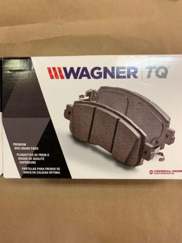 Disc Brake Pad Set-ThermoQuiet Disc Brake Pad Rear Wagner QC1665 New