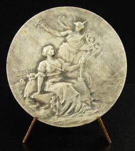 Medal-Ch-of-Crafts-Loire-Lower-Allegorie-of-Work-Sc-Orkshop-Medal