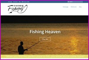 FISHING-ANGLING-Website-775-20-A-SALE-FREE-Domain-FREE-Hosting-FREE-Traffic