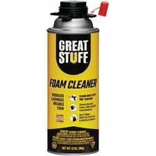 Great Stuff Pro 12 Oz Foam Cleaner 259205 Pack Of 12