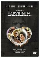 The Labyrinth Dvd Jim Henson David Bowie Jennifer Connely 1999 Sony Pictures
