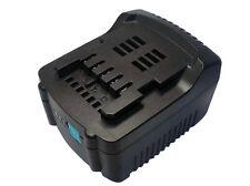14.4V 3000mAh Batterie pour METABO BS 14.4 LTX Impuls, SSW 14.4 LT, Li-Ion