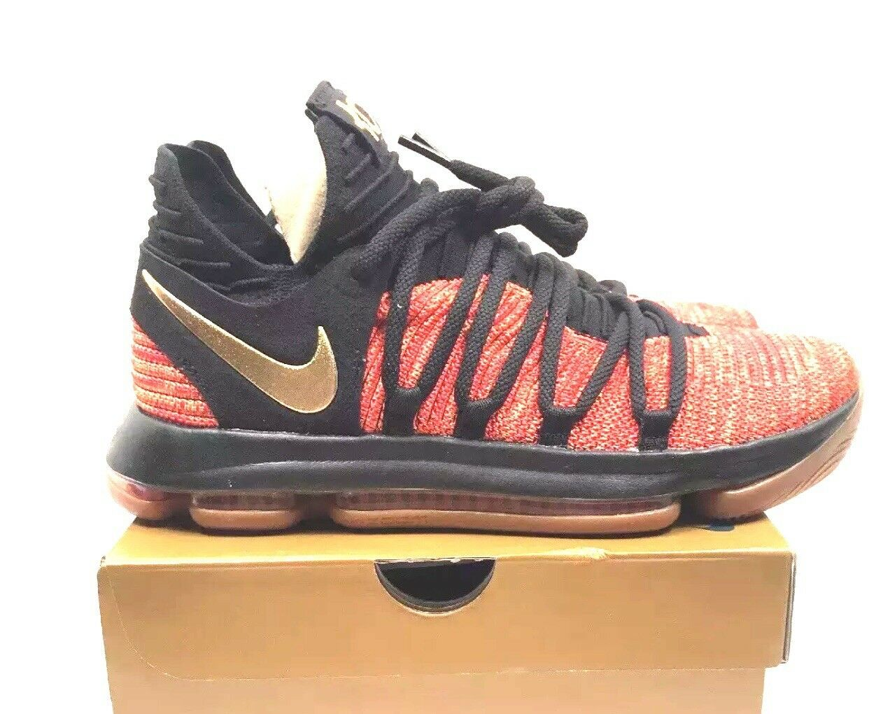 NEW NIKE ID ZOOM KD10 NFS MENS BASKETBALL SHOES MENS SIZE 11.5 KEVIN DURANT