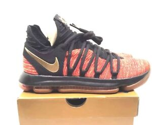 e7b11c198ae4 NEW NIKE ID ZOOM KD10 NFS MENS BASKETBALL SHOES MENS SIZE 9 KEVIN ...