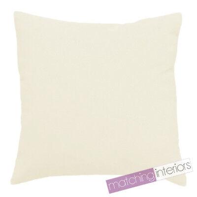 Pack of 2 Gardenista Grey Water Resistant Outdoor Foam Crumb Filled 18 46cm Scatter Floor Cushion