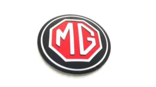 MG MGB MGBGT MGC MGCGT MIDGET HORN PUSH CENTRE BADGE 57H5593