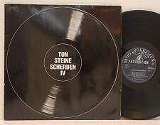 Ton Steine Scherben        IV      Volksmund  001        DoLp      Nm # W