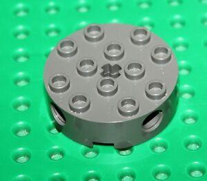 Lego-Star-wars-OldDkGray-round-brick-ref-6222-set-7191-4483-7171-7150-7152-4795