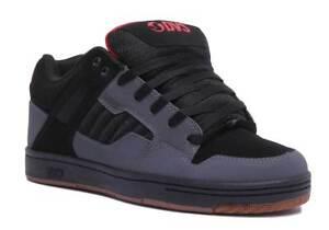 DVS Enduro 125 Shoes UK 10 Castlerock Black Nubuck Anderson qmN0RNecmn