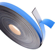 Magnetic Tape Self Adhesive Foam Backed Fridge Magnet strip 12.7mm wide 10m LONG