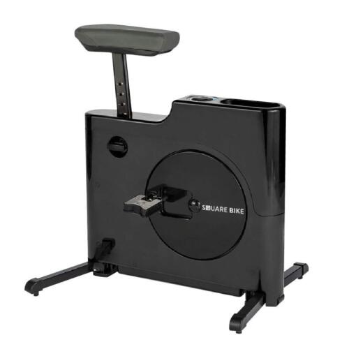 Daiwa Felicity Standing Desk Exercise Bike Height Adjustable Cycle Square Bike
