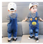 26-style-Kids-Baby-Boys-Girls-Overalls-Denim-Pants-Cartoon-Jeans-Casual-Jumpers thumbnail 60