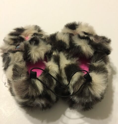 Girls Slippers Shoes Slip On Baby Toddler