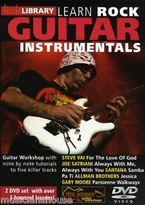 Santana instructional dvd lick library