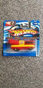 Hotwheels-2006-No189-Oscar-Mayer-Wienermobile-Short-Card