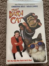 That Darn Cat (VHS, 1999, Clam Shell)