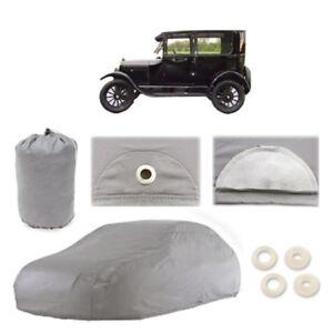 Ford Model A Tudor Sedan 4 Layer Car Cover Outdoor Fit Water Proof Rain Sun Dust