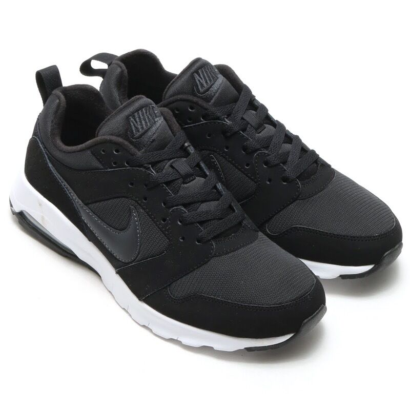 NEW Nike Air Max Motion - Hommes Adults Running Chaussures Chaussures Running Trainers - Noir & blanc d9b18c