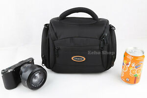 Waterproof Shoulder Camera Case Bag For NIKON COOLPIX A300 B500 B700 P900