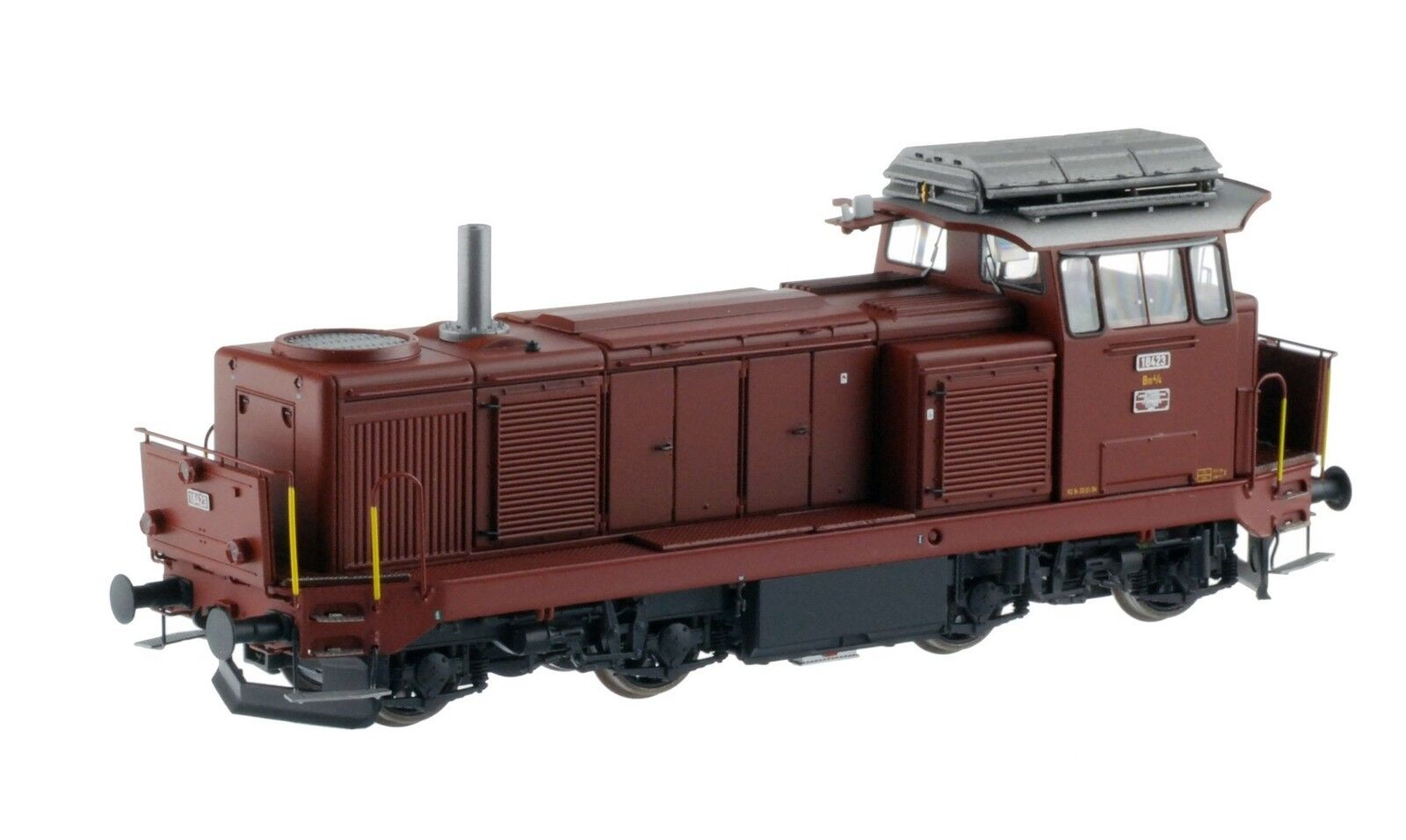 LS Models 17063S SBB CFF FFS Bm4 4 Diesellok Brown 3 Light Ep4b DCC Sound NEW + OVP