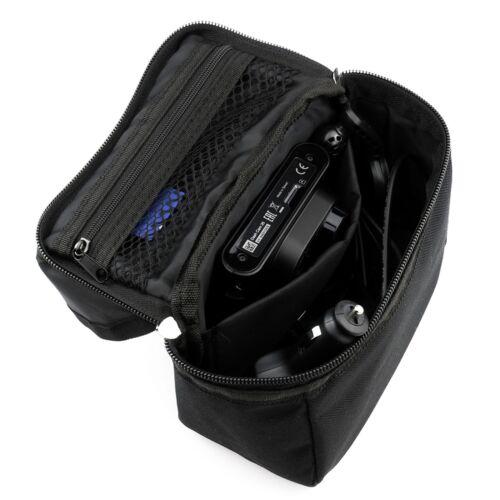 Estuche Bolsa de viaje para testigo silencioso Full Hd Wi-fi Cámara en Tablero con almacenamiento de accesorios