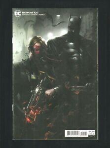 DC Comics Batman #101 Main+Francesco Mattina Variant NM 10//20//2020 Pre-Sale