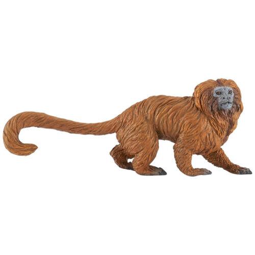 Papo Salvaje Animal Kingdom Golden Lion tití 50227 Nuevo