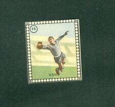 Figurina Stadio ed.BEA 1948-49! Glauco Vanz (Bologna) N.32! Nuovissima!