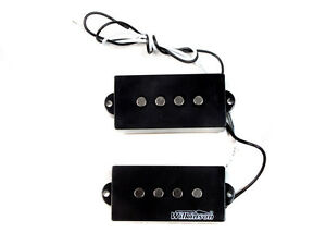 Wilkinson-Mwpb-Guitare-Basse-Micros-Humbuckers-Precision-Style