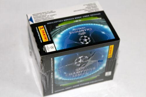 Panini ligue des champions 2007//2008 07//08-1 x Display Box cajita sealed//OVP