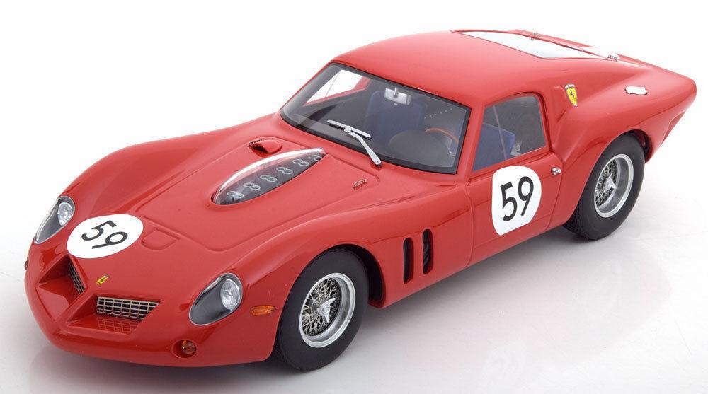 K   e   f - 1963 ferrari 250 gt drogo   59 1000km nürburgring vanophem   dernier 1,18 selten