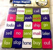 Fridge Magnets White Board Magnet - Original package 25 piece