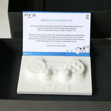 PS3 COLORS EDITIONS PRESS KIT - PROMO OFFICIAL DUALSHOCK SONY CERAMIC CONTROLLER