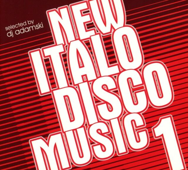 VARIOUS ARITSTS - NEW ITALO DISCO MUSIC - CHAPTER 1