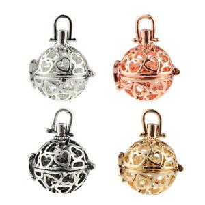Hollow-Cage-Filigree-Ball-Box-Essential-Oil-Diffuser-Locket-Pendants-Jewelry-DIY