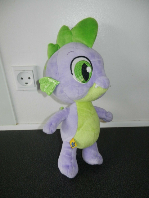Spike , My little pony, Dragen Spike fra My little pony…
