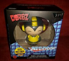 Funko Dorbz Mega Man Thunder Beam Hot Topic Exclusive LE 2000 Pcs