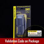 NITECORE UM10 USB Digi Charger Li-ion 18650 18500 16340 14500 18350 10440 IMR